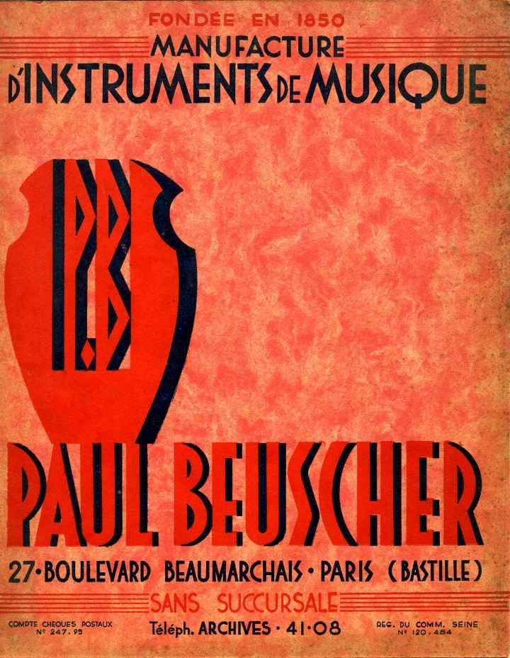 réduction jusqu'à 60% profitez de la livraison gratuite date de sortie: Catalogue Paul Beuscher